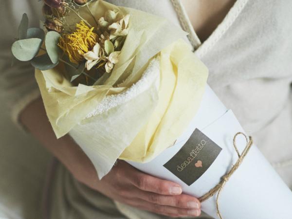 towel de bouquet.ータオル・デ・ブーケー