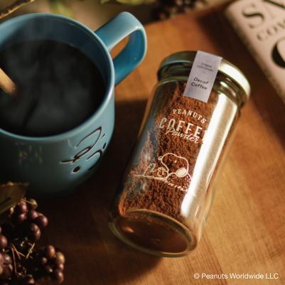 スヌーピー デカフェコーヒーパウダー