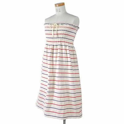 『トリコロール』 バスドレス