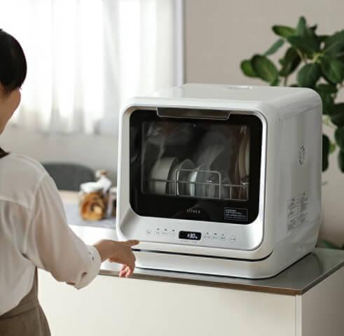 シロカ 食器洗い乾燥機