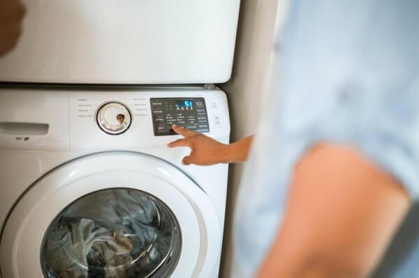 洗濯機を清潔に